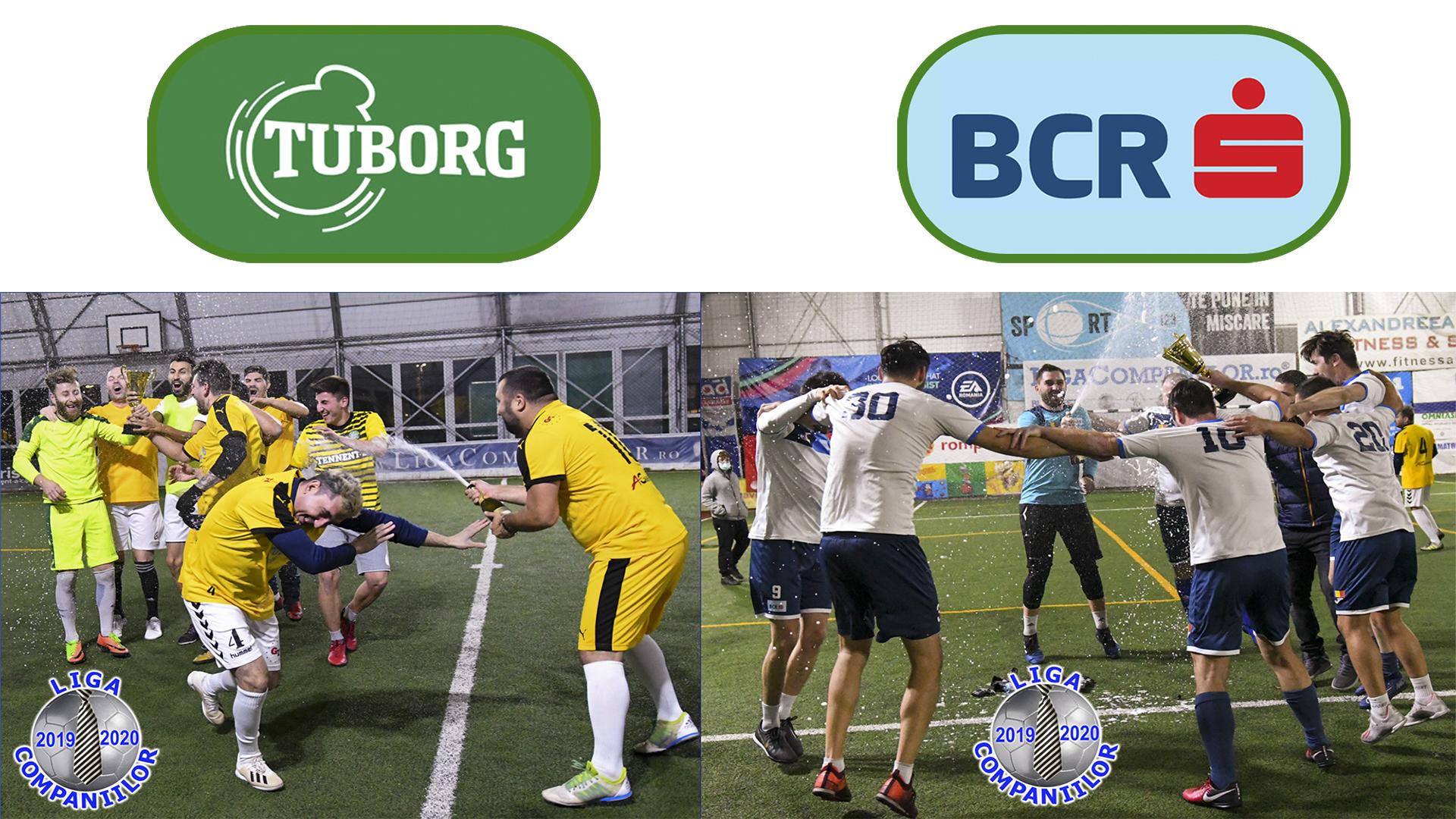 2.Liga: BCR revine la șefia Play-off, Tuborg triumfă în Turneu