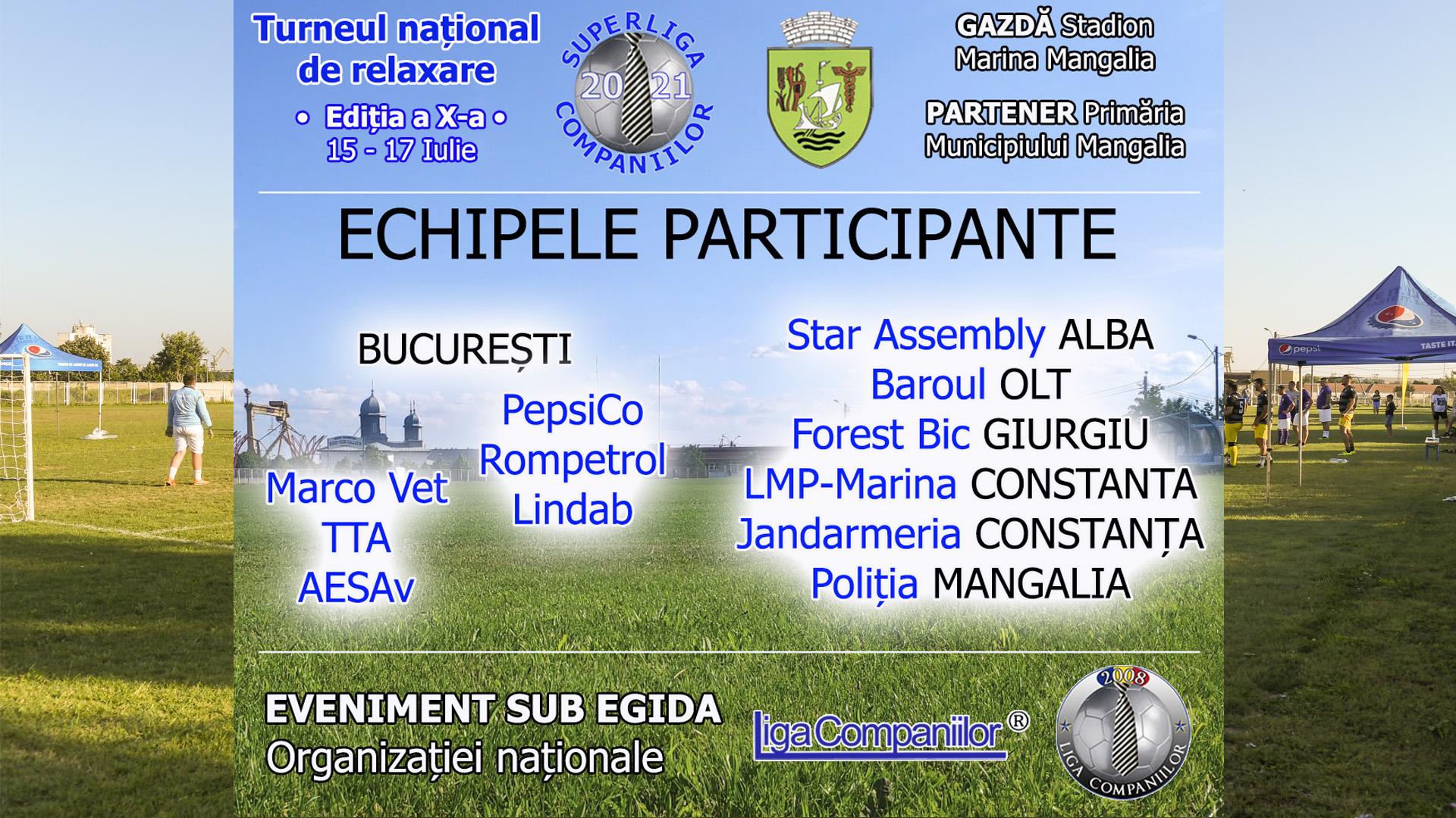 """TTA cucerește """"Superliga Companiilor"""" – Mangalia 2021"""